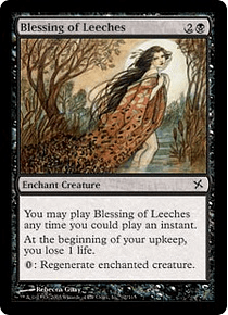 Blessing of Leeches - BOK - C