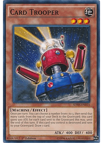 Card Trooper - SDHS-EN015 - Common