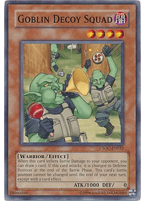Goblin Decoy Squad - CSOC-EN032 - Common