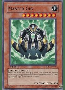 Master Gig - RGBT-EN030 - Common