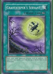 Gravekeeper's Servant - MRL-031 - Common (jugada)