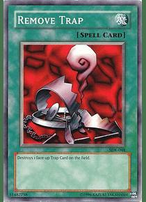 Remove Trap - SDK-048 - Common (español)