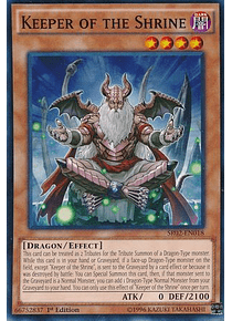 Keeper of the Shrine - SR02-EN018 - Common
