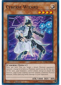 Cyberse Wizard - SDCL-EN009 - Common