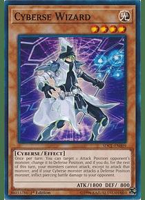Cyberse Wizard - SDCL-EN009 - Common