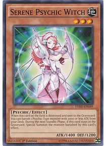 Serene Psychic Witch - HSRD-EN049 - Common