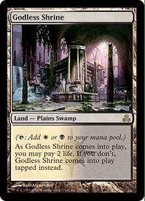 Godless Shrine - GPC - R.