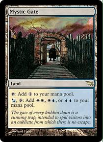 Mystic Gate - SMR - R.