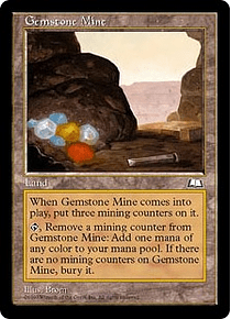 Gemstone Mine - WTL - U.
