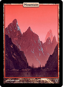 Mountain (Full-Art) - UHG - C.