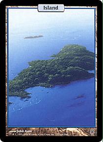 Island (Full-Art) - UHG - C.