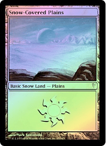 Snow-Covered Plains - CLS - C. ★