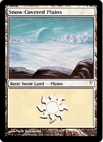 Snow-Covered Plains - CLS - C.