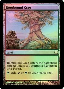 Rootbound Crag - PDS - R.★
