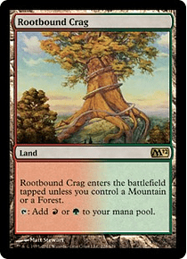 Rootbound Crag - M12 - R.