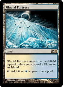 Glacial Fortress - M12 - R.