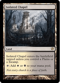 Isolated Chapel - INS - R.