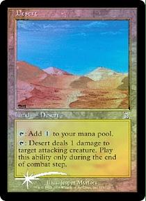 Desert - TSP - S.