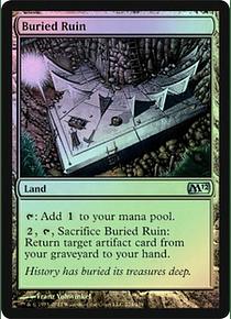 Buried Ruin - M12 - U. ★