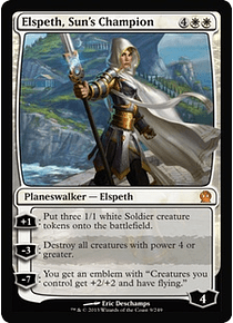 Elspeth, Sun's Champion - THR - M.