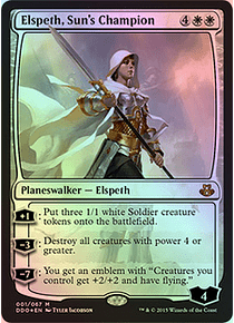 Elspeth, Sun's Champion - EVK - M.