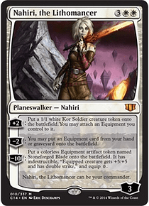 Nahiri, the Lithomancer - C14 - M.