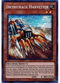 Infinitrack Harvester - INCH-EN001 - Secret Rare