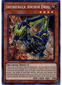 Infinitrack Anchor Drill - INCH-EN002 - Secret Rare
