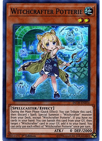 Witchcrafter Potterie - INCH-EN014 - Super Rare
