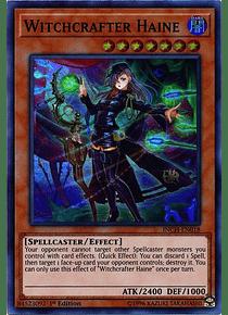 Witchcrafter Haine - INCH-EN018 - Super Rare
