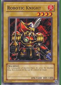 Robotic Knight - LOD-051 - Common