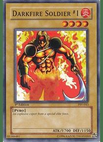 Darkfire Soldier #1 - PSV-043 - Common