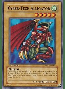 Cyber-Tech Alligator - 5DS2-EN003 - Common