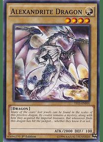 Alexandrite Dragon - YS15-ENF01 - Common