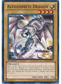 Alexandrite Dragon - YS12-EN001 - Common