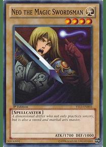 Neo the Magic Swordsman - YS13-EN003 - Common