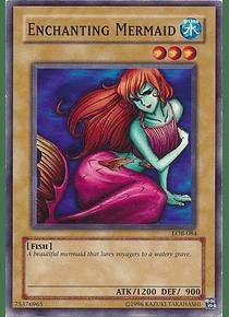 Enchanting Mermaid - LOB-084 - Common (español)