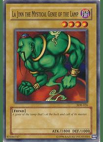 La Jinn the Mystical Genie of the Lamp - SDK-026 - Common