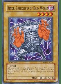 Renge, Gatekeeper of Dark World - TAEV-EN003 - Common