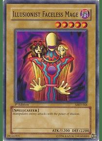 Illusionist Faceless Mage - MRD-068 - Common