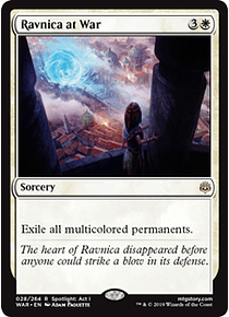 Ravnica at War - WAR - R