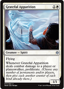Grateful Apparition - WAR - U