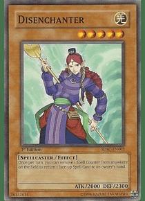 Disenchanter - SDSC-EN002 - Common  (Jugado)