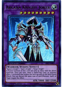Arcana Knight Joker - SBLS-EN007 - Ultra Rare