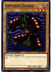 Armored Zombie - SBLS-EN027 - Common