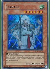 Izanagi - TDGS-EN030 - Super Rare