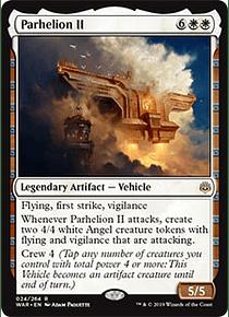 Parhelion II - WAR - R