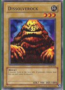 Dissolverock - LOB-031 - Common (español)