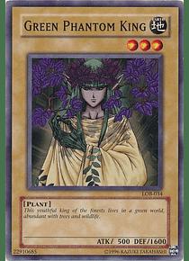 Green Phantom King - LOB-034 - Common (español)