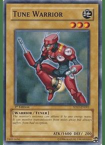Tune Warrior - 5DS1-EN001 - Common